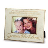 He Fills My Life With Good Things, Grandchildren Photo Frame