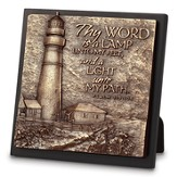 Lighthouse Sculpture Plaque