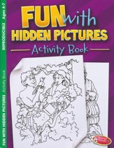 Fun with Hidden Pictures--Activity Book (ages 4 to 7)