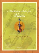 Meditative Solos for Violin (Book with CD-ROM)