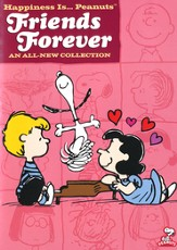 Happiness Is... Peanuts: Friends Forever, DVD