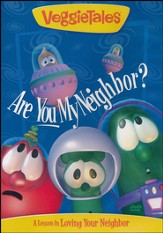 Are You My Neighbor? Classic VeggieTales DVD, Reissued