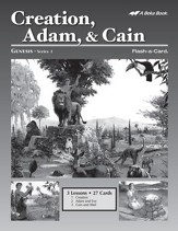 Extra Creation, Adam, and Cain Bible Story Lesson Guide