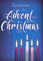 Devotions for Advent and Christmas  - Slightly Imperfect