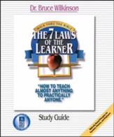 The 7 Laws of the Learner--Study Guide
