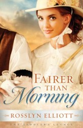 Fairer than Morning - eBook