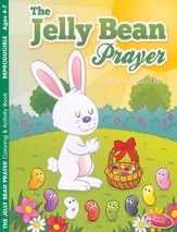 The Jelly Bean Prayer Coloring & Activity Book, Ages 4-7