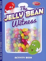 The Jelly Bean Witness Coloring & Activity Book, Ages 6-10