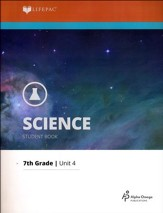 Lifepac Science Grade 7 Unit 4: Earth in Space, Part Two
