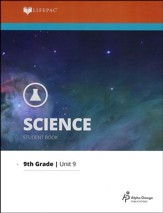 Lifepac Science Grade 9, Unit 9: Science and Tomorrow