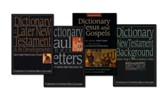 The IVP New Testament Dictionary Set, 4 Vols. A Compendium of Contemporary Biblical Scholarship