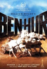 Ben-Hur: 50th Anniversary Edition, 2 DVDs