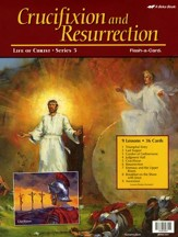 Abeka Crucifixion and Resurrection Flash-a-Card on CD-ROM