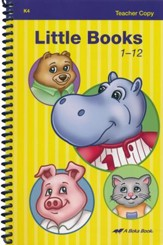 Abeka Little Books 1-12 Teacher Copy