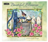 2018 Bountiful Blessings Wall Calendar