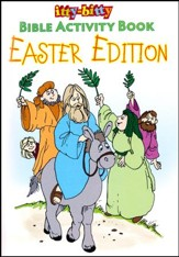 Easter--itty-bitty Bible Activity Book