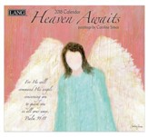2018 Heaven Awaits Wall Calendar