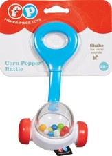 Corn Popper Rattle