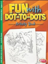 Fun with Dot-to-Dots Activity Book (Ages 5-7)