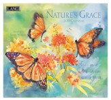 2018 Nature's Grace Wall Calendar
