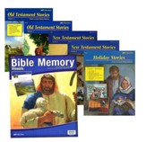 Abeka K4 Bible Curriculum Kit