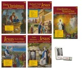Abeka Life of Christ Digital Flash-a-Card Series (On USB   Flash Drive)