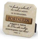 Fortaleza, Placa  (Strength, Plaque)