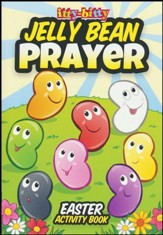 Jelly Bean Prayer Itty-Bitty Activity Book