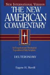 Deuteronomy: New American Commentary [NAC] -eBook