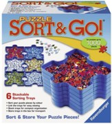 Sort and Go Puzzle