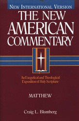 The New American Commentary Volume 22 - Matthew - eBook