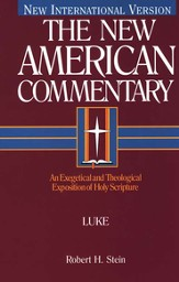 The New American Commentary Volume 24 - Luke - eBook