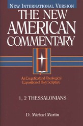 1,2 Thessalonians: New American Commentary [NAC] -eBook
