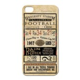 I Can Do All Things, Football Ticket, iPhone 4/4S Case