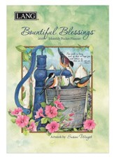 2018 Bountiful Blessings Monthly Pocket Planner