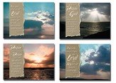 Skies Sympathy Cards, Box of 12