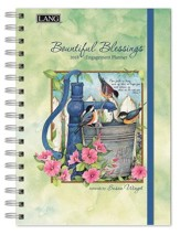 2018 Bountiful Blessings Spiral Engagement Planner