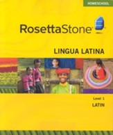 Rosetta Stone Latin Level 1 with Audio Companion Homeschool Edition, Version 3