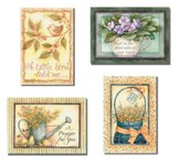 Basket Designs Praying for You Cards, Box of 12