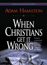 When Christians Get It Wrong - eBook