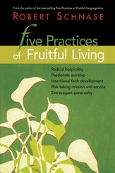 Five Practices of Fruitful Living - eBook