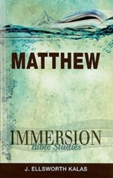 Immersion Bible Studies: Matthew - eBook