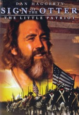 Sign of the Otter: The Little Patriot, DVD