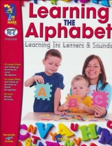 Learning the Alphabet PreK-K