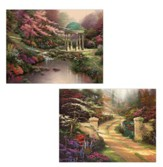 Garden Serenity Notecards, Box of 12