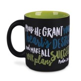 Graduate Success Mug, Black