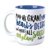 Graduate Success Mug, White