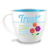 Trust, Flower Bunch Mug