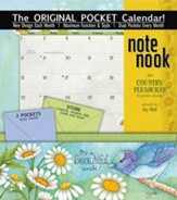 2018 Country Pleasure Note Nook Wall Calendar