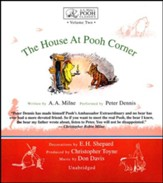 The House at Pooh Corner - unabridged audiobook on CD